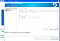 HP F4180 - B��d podczas instalacji sterownik�w - Print Spooler error