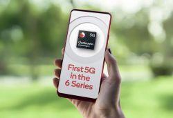 Nowy Snapdragon 5G dla smartfonów ze średniej półki
