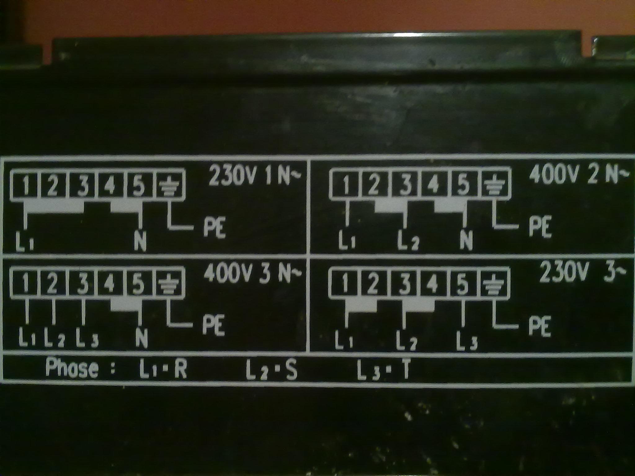 Kuchnia Amica schemat podłączenia do sieci  elektroda pl
