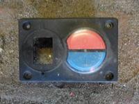 Rozdrabniacz ga��zi  230V, jak podl�czy� cztery przewody?