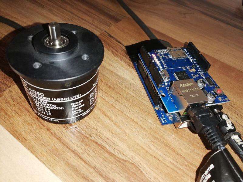 Arduino --> częstotliwość przesyłu danych po Modbus TCP/IP