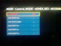 Konfiguracja TV Samsung d6500