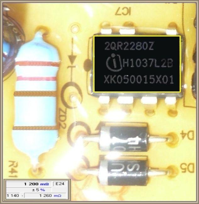 Samsung WF60F4E0N0W/EO - Pralka awaria przetwornicy
