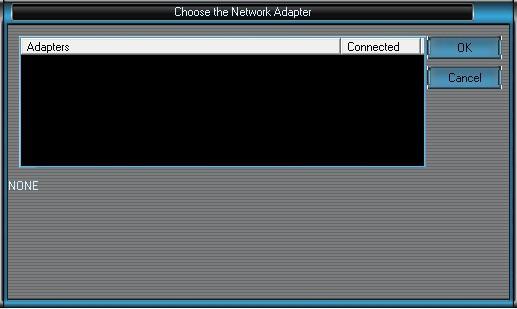 NetCut nie widzi karty sieciowej.