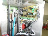 ATmega8 Bascom - Sterownik tampoprintu wyświetlanie na LCD