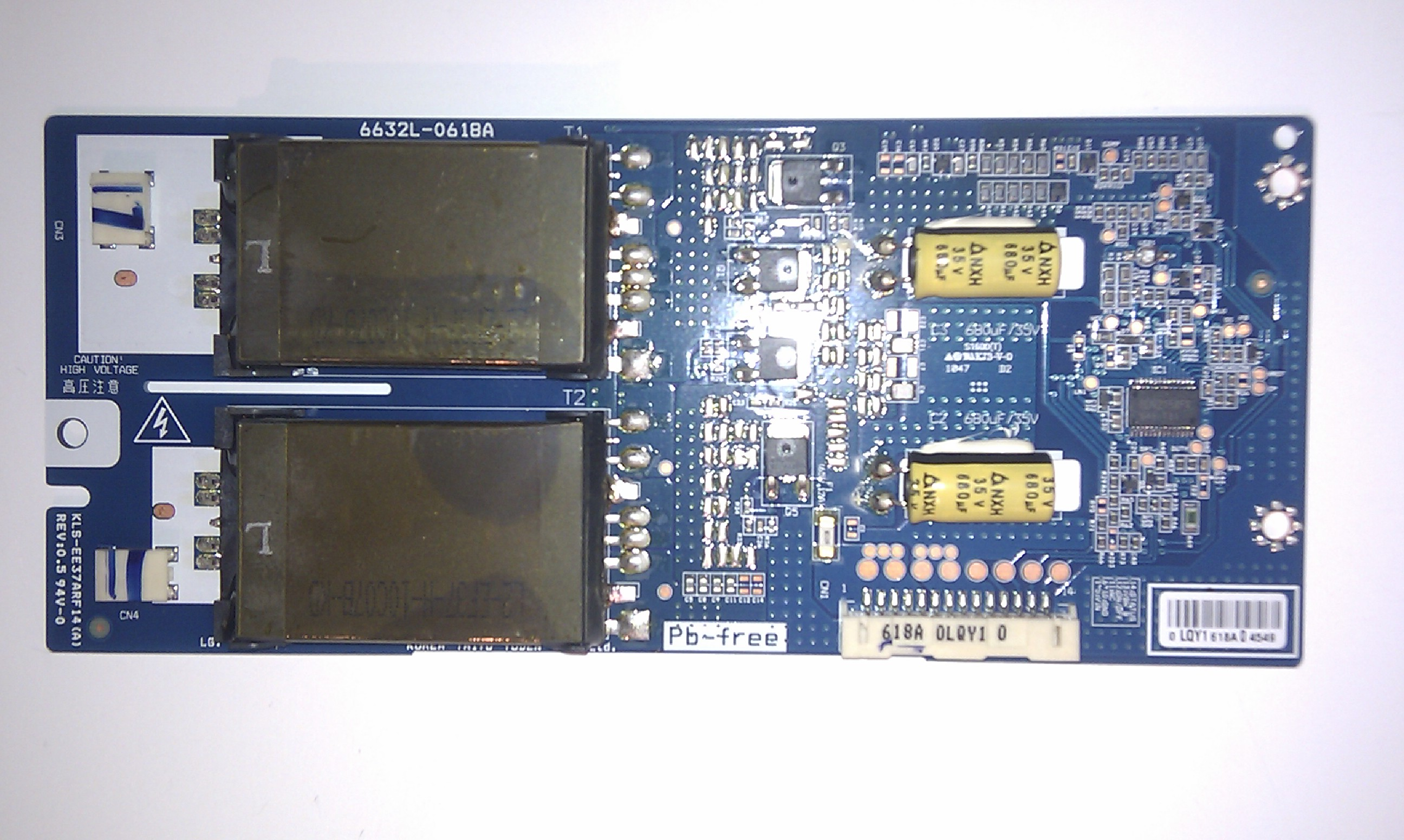 [Sprzedam] Modu�y, p�yty piloty i podstawy z LCD i plazma