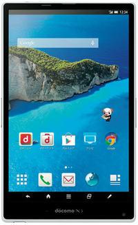 Sharp Aquos Pad SH-06F - wodoodporny 7-calowy tablet z LTE i Android 4.4