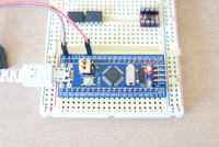 STM32F103C8T6 USB MSC Bootloader by piotr_go