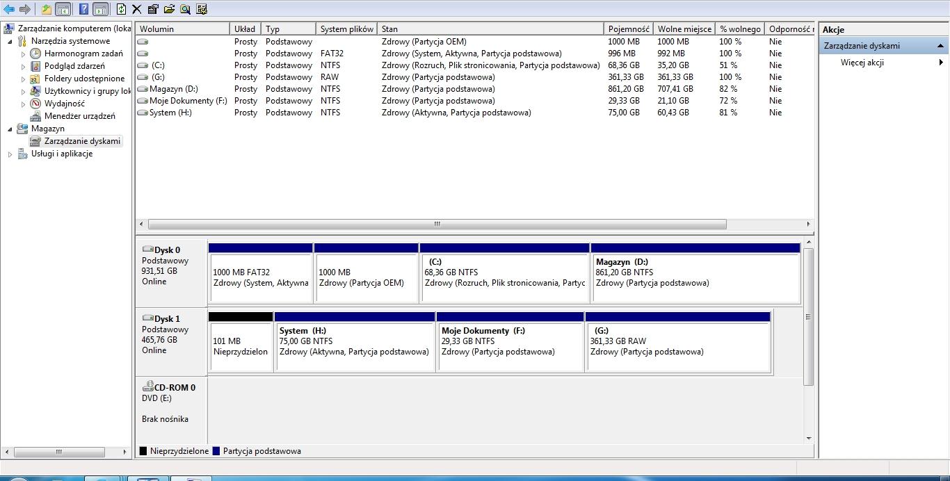 502HJ Samsung - Partycja Raw, kopia sektorowa, odzysk danych