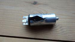 Miele Novotronic T565C - po uruchomieniu programu suszącego strzela głośno