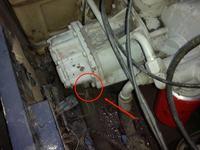 Sprężarka śrubowa Ingersoll - Gaśnie po zwiększeniu obrotów