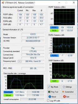 Poszukiwania lepszego sprzętu do domowego LTE