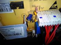 Amica AWST10L - Przerywa pranie na każdym programie, restartuje odpr wody i wiro