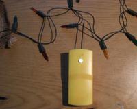 Szybki wykrywacz spalonej �ar�wki o�wietlenia choinki.