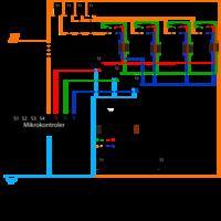 Prośba o sprawdzenie układu - Sterowanie oświetleniem schodów (RGB, PWM, AVR)