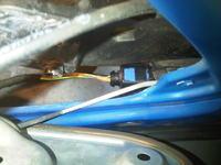 Skoda Fabia 2003 - Zablokowane tylne drzwi pasażera
