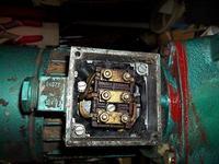 Silnik 380V/0.58A - jak podłączyć na 230V