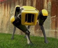 SpotMini nowa wersja robota BostonDynamics.