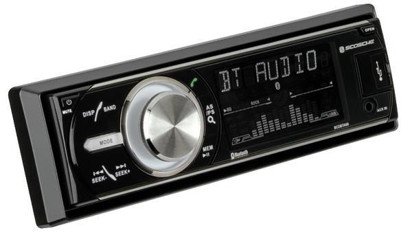 Scosche controlFREQ - samochodowy odbiornik sygna�u stereo z Bluetooth
