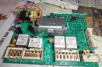 Pralka INDESIT/WIL105 - Nieprawidłowe wirowanie