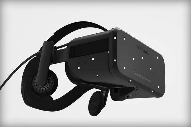 Crescent Bay - prototyp nast�pcy Oculus Rift