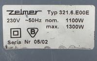 [Sprzedam] Obudowę odkurzacz Zelmer Elf