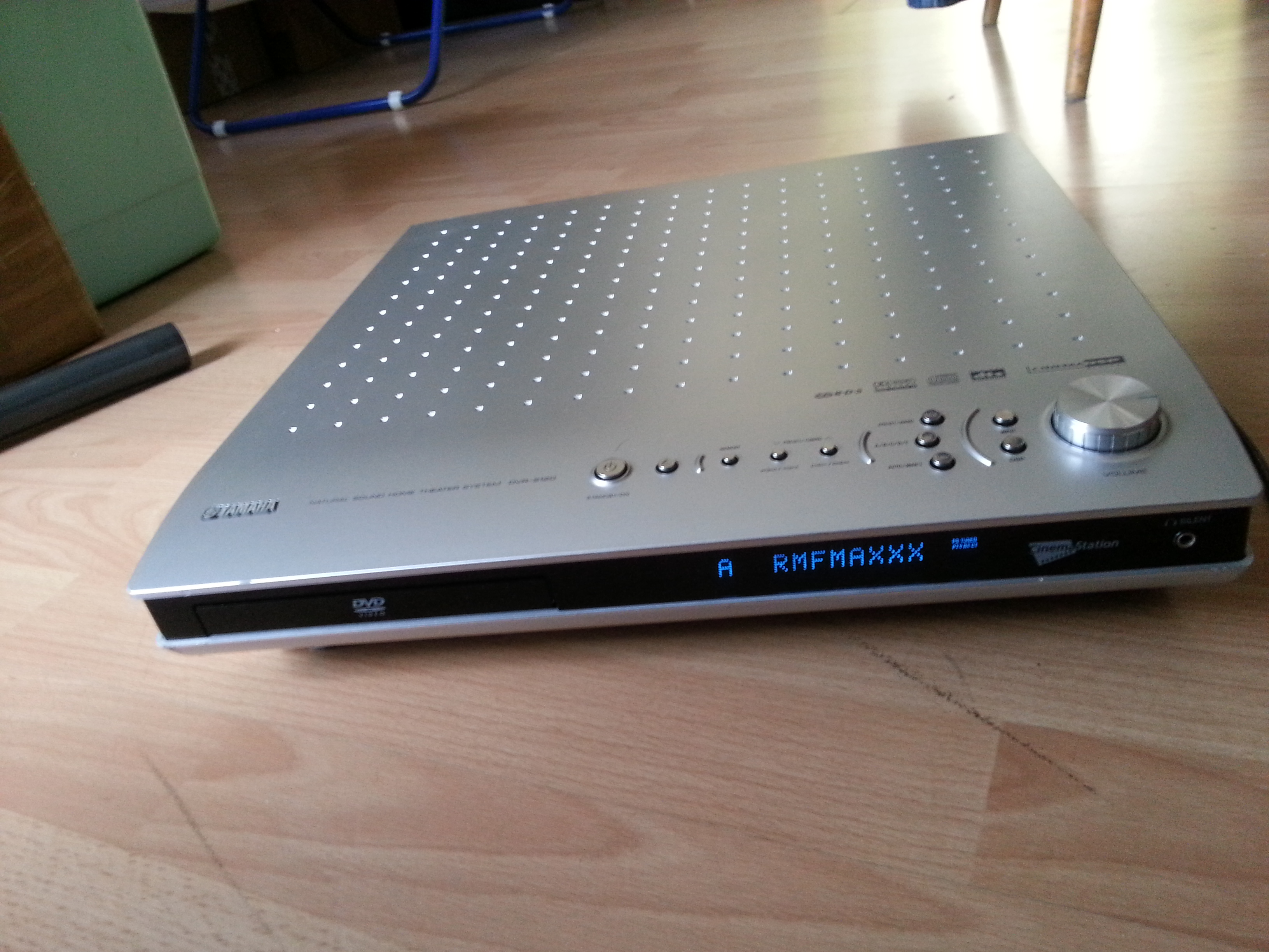 [Sprzedam] Amplituner z DVD Yamaha DVR-S120 + Subwoofer NX-SW120