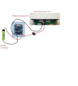 Czy tp4056 nada się do zasilania modułu radia