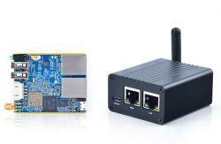 NanoPi R1 - jednopłytkowy komputer/brama IoT z Alwinner H3, Wi-Fi, Bluetooth