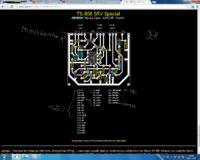 Tube screamer 808 maxon budowa i polaryzacja