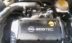 Opel Vectra LIFE 1.6l 16v - wyniki emisji spalin na przeglądzie technicznym.