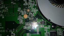 toshiba l50-B-125 - Wymiana płyty głównej