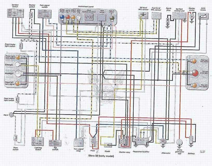 honda cb 700 wire diagram image 8