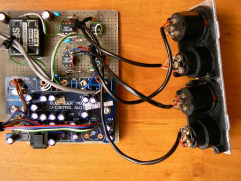 Modyfikacja karty dźwiękowej Behringer UCA202