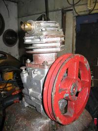 Odnawianie kompresora, pomoc przy silniku itp...
