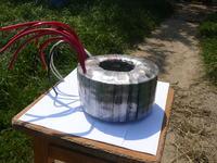 Sprzedam transformator toroidalny 2x54V i 2x15 1500W Holton