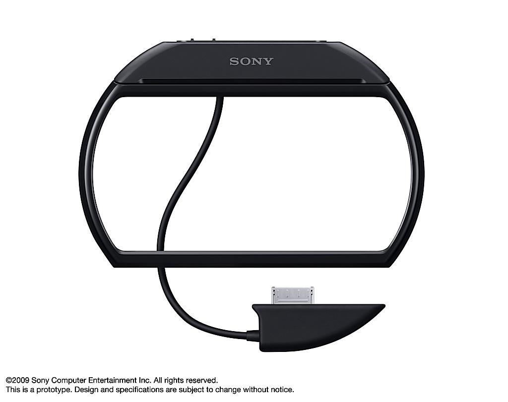 Przejściówka ze złącza PSPgo na PSP