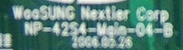 Plazma Bluesky 42FS4205 PTFL - tryb serwisowy