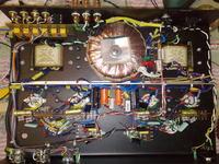 Wzmacniacz lampowy stereo na KT88.