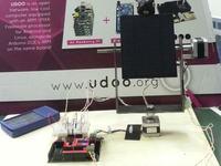 10 projekt�w na nudne lato: tracker s�oneczny z modu�em UDOO (8)