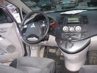 "Mitsubishi Grandis 2.0 DiD - funkcja ""dogrzewanie"""