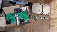 [Sprzedam] Płyta Mastercook ID64ES - elementy prawa strona sterowanie - 300zł