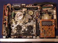 Telefunken VRV620 - Czyszczenie, renowacja, uruchomienie