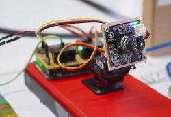 Kamery VIA Pixetto Hi3518E V300 HD dedykowana do systemów AI