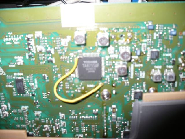 Projektor Sharp  xv-315p brak obrazu