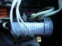 Pod��czenie prz�acznika, spawarka Pirotec SEM 350/2