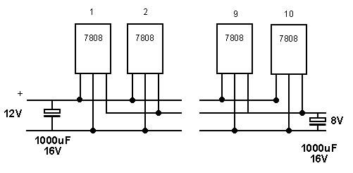 Stabilizator 8V 15A  -  Weryfikacja pomys�u