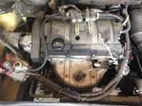 Peugeot 307 - Sygnalizacja braku lpg gdy się coś nagrzeje