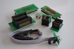Adaptery i klips do programatorów - opis i recenzja