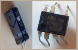 Indukcyjna Elektrolux EHH46540FK - płyta wyłącza się i włącza ponownie